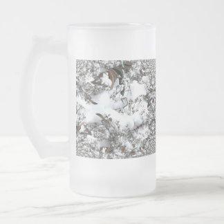 Chope Givrée Abrégé sur neige