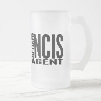 Chope Givrée Agent retiré de NCIS