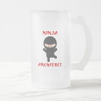 Chope Givrée architecte de ninja