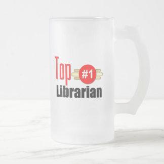 Chope Givrée Bibliothécaire supérieur