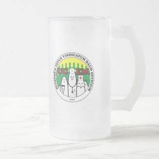 Chope Givrée Bière de latin d'UCEM