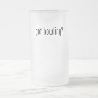 Chope Givrée bowling obtenu ?