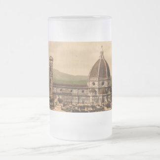 Chope Givrée Cathédrale de Florence, Toscane, Italie