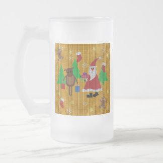 Chope Givrée Chandail laid de Noël