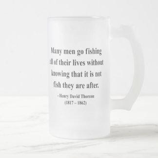 Chope Givrée Citation 8a de Thoreau