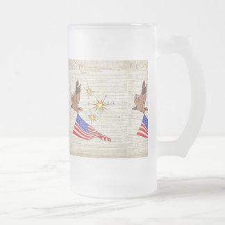 Chope Givrée Constitution des USA