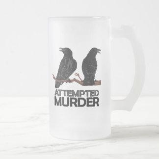 Chope Givrée Deux corneilles = tentatives de meurtre