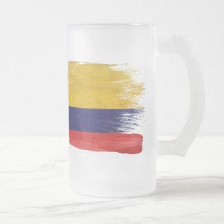 Chope Givrée Drapeau de la Colombie