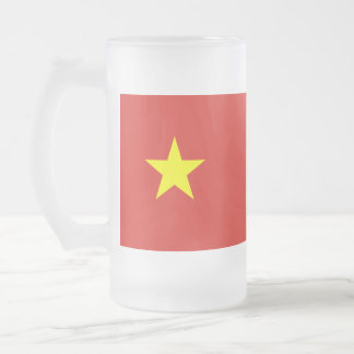 Chope Givrée Drapeau du Vietnam