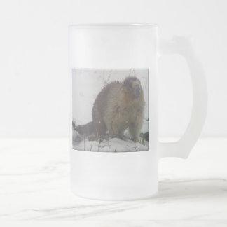 Chope Givrée Hiver Marmot