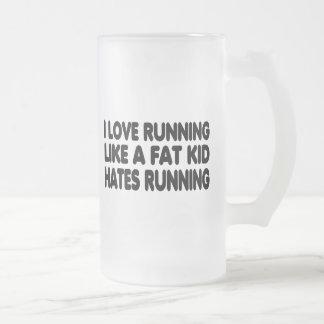 Chope Givrée J'aime courir
