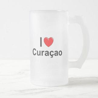 Chope Givrée J'aime le coeur Curaçao