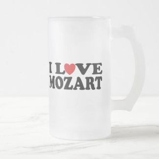 Chope Givrée J'aime Mozart