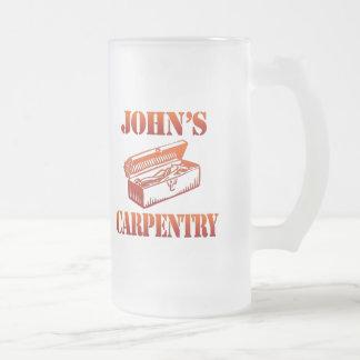 Chope Givrée La menuiserie de John