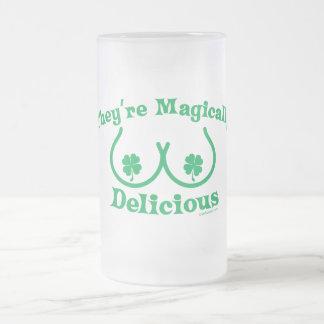 Chope Givrée Le jour | de St Patrick ils sont comme par magie