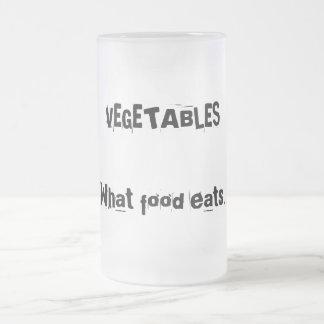 Chope Givrée LÉGUMES : Quelle nourriture mange