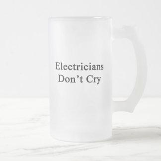 Chope Givrée Les électriciens ne pleurent pas
