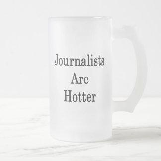 Chope Givrée Les journalistes sont plus chauds