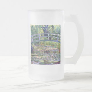 Chope Givrée L'étang de nénuphar par Claude Monet