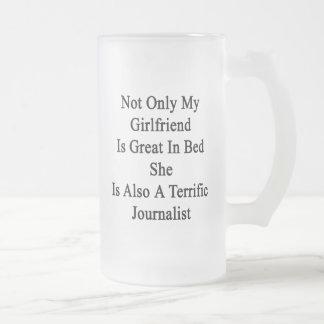 Chope Givrée Non seulement mon amie est grande dans le lit