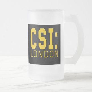 Chope Givrée Produits de CSI Londres