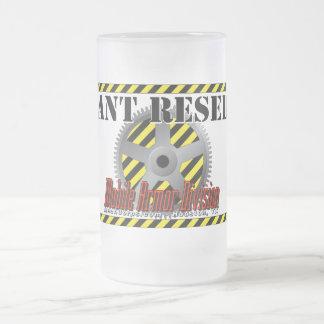Chope Givrée Réservoir de liquide réfrigérant - Division mobile