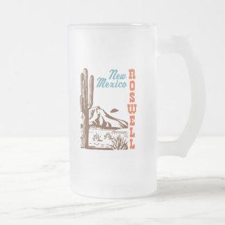 Chope Givrée Roswell Nouveau Mexique