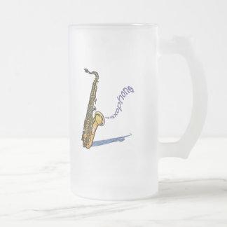 Chope Givrée Saxophone