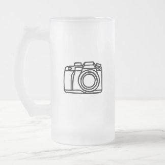 Chope Givrée Tir d'appareil-photo