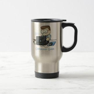 chose de thermos de café de geek d ordinateur mugs à café