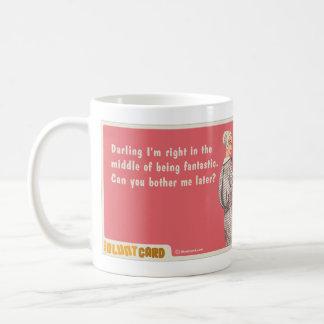 chouchou je suis fantastique mug blanc