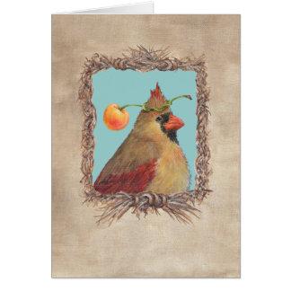 Chouchou la carte cardinale