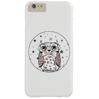 Chouette Etoilées Coque iPhone 6 Plus Barely There
