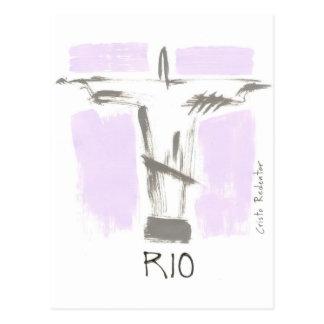 Christ Rédempteur Rio Brésil Cartes Postales
