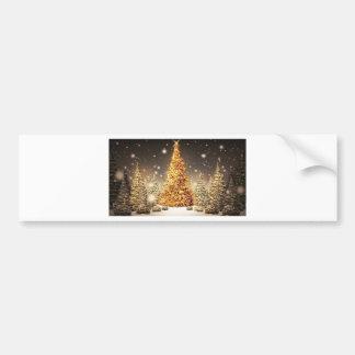 Christmas Autocollant Pour Voiture