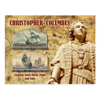 Christophe Colomb Cartes Postales