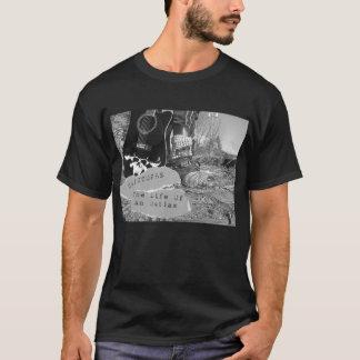 """Christophe """"la vie"""" d'un T-shirt proscrit"""