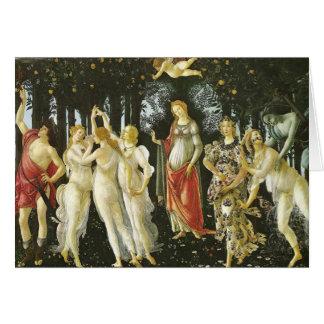 CHROMATOGRAPHIE GAZEUSE de Sandro Botticelli - de Cartes