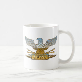 Chrome d'Eagle de légion Mug