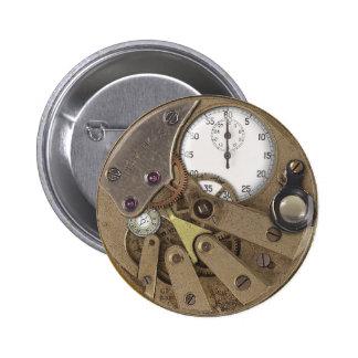 Chronoticulator Pin de professeur Temple's Badges