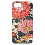 Chrysanthème et taon, Katsushika Hokusai Coque Case-Mate iPhone 5