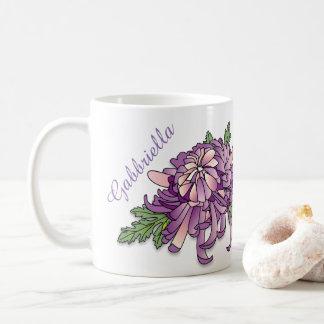 Chrysanthème Mug