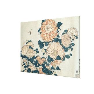 Chrysanthèmes Toiles