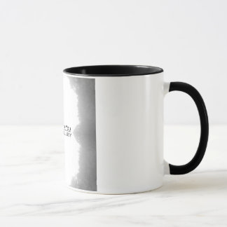 Chute avec vous tasse