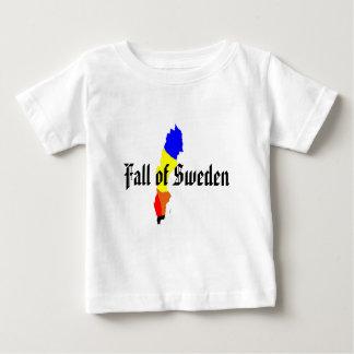 Chute de la Suède T-shirts