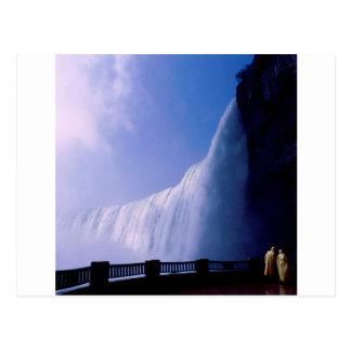 Chutes du Niagara Canada de l'eau Carte Postale