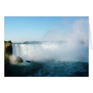 Chutes du Niagara Cartes De Vœux