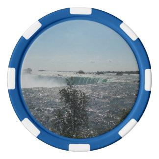 Chutes du Niagara, jetons de poker du Canada