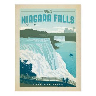 Chutes du Niagara, NY Cartes Postales