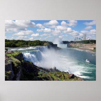 Chutes du Niagara Posters